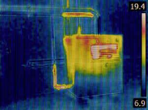thermografische camera