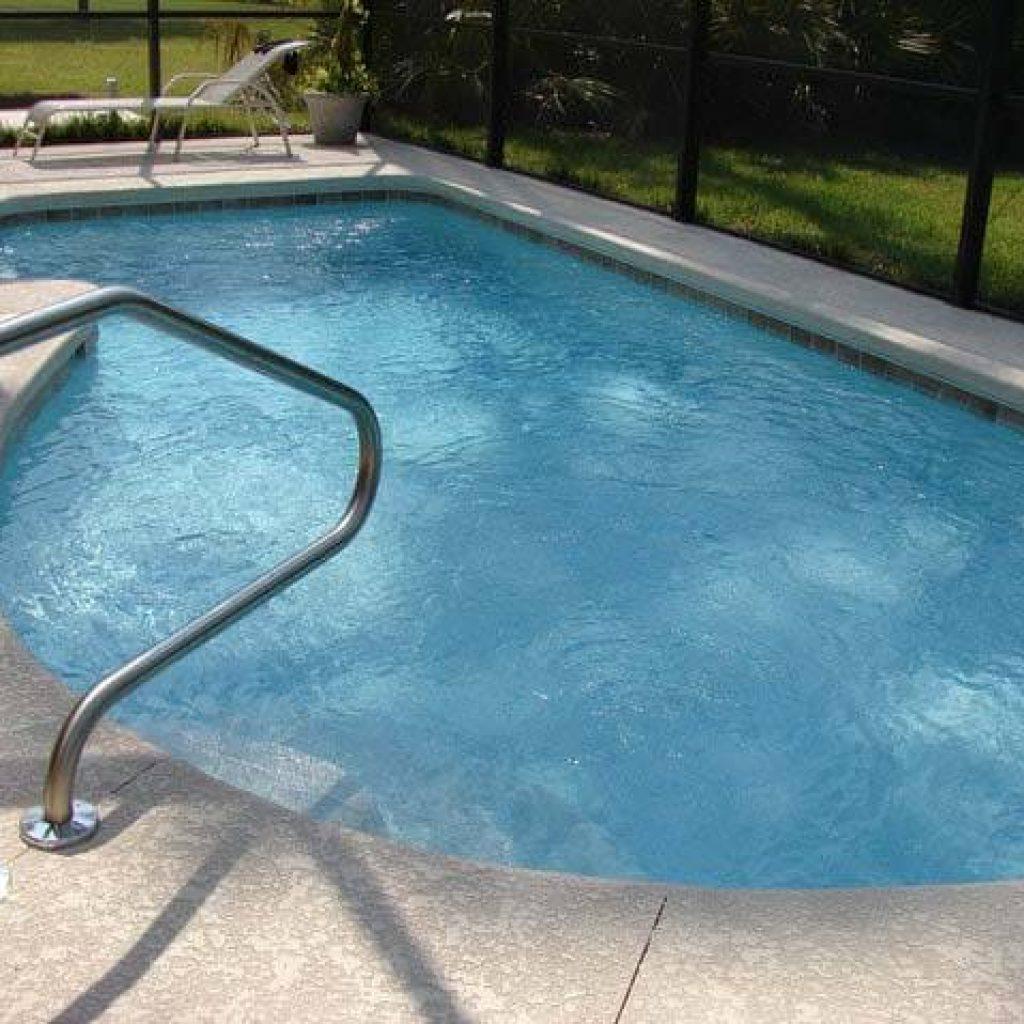 zwembad lek
